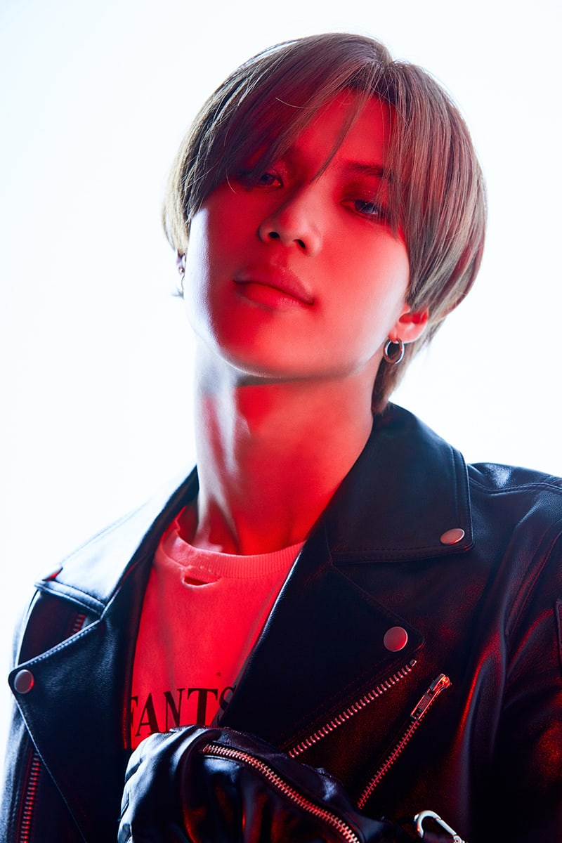 Update Shinee Rsquo S Taemin Gives Another Stunning Look At His