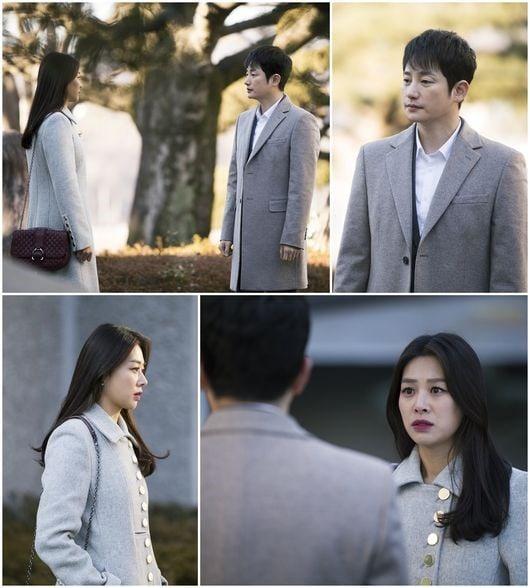 """Park Shi Hoo, Jang Shin Young, And Kim Ji Hoon Get Intense In """"Tower"""