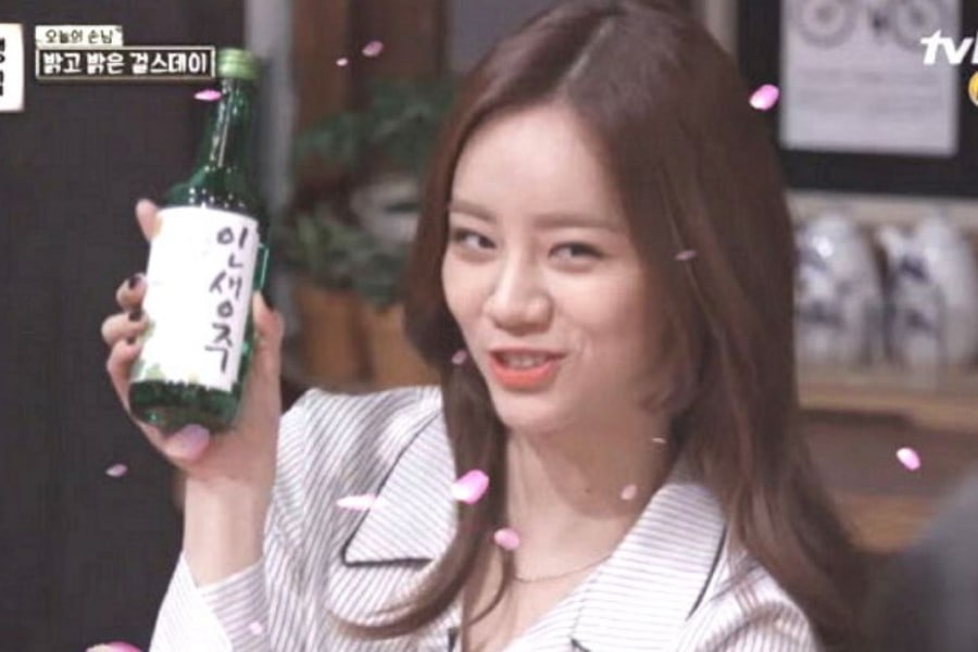 K-Pop Idols Who Have Unique Drinking Habits | Soompi