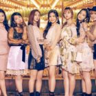 Oh My Girl Tops Oricon's Daily Album Chart With Japanese Debut Album