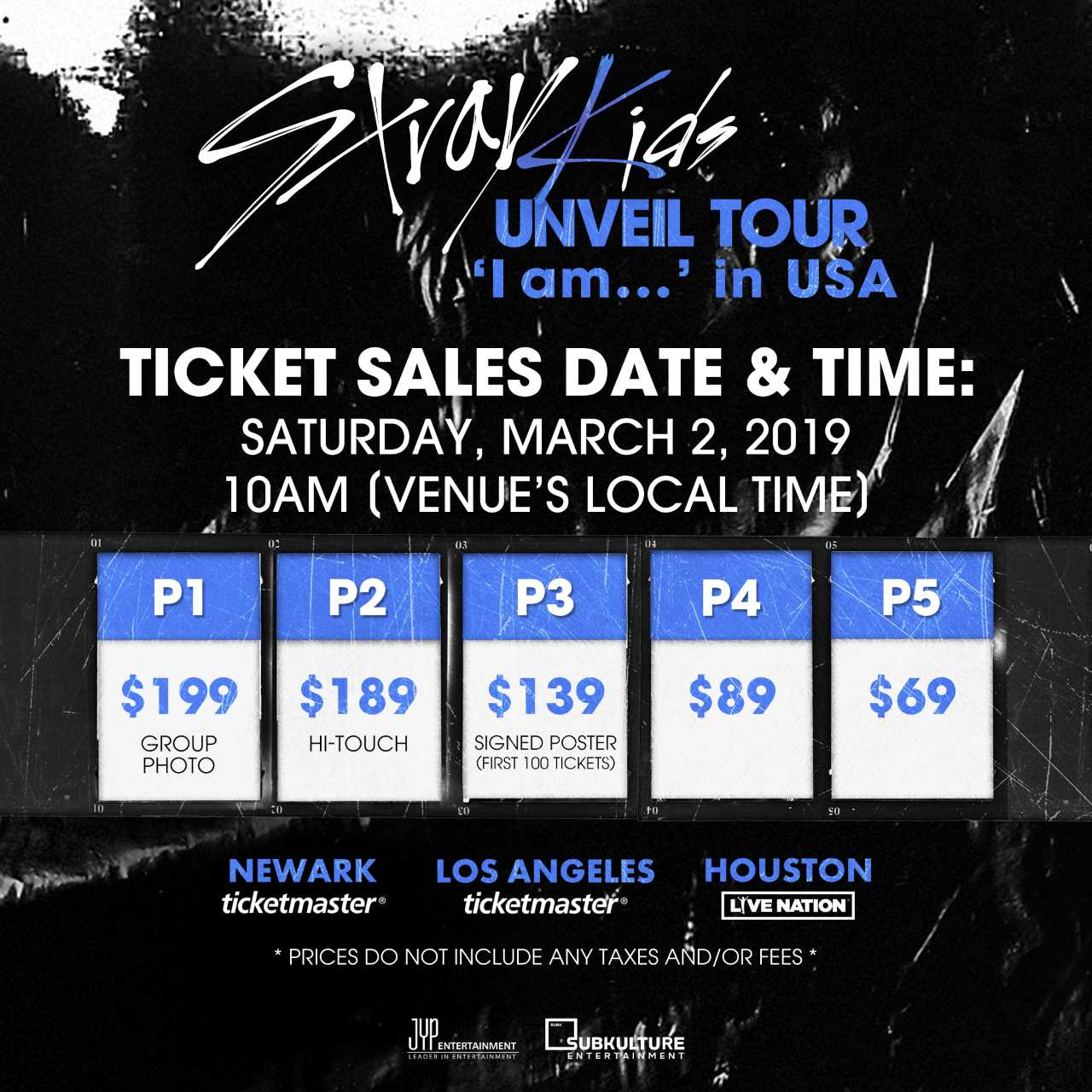 Updated: Stray Kids Announces Locations And Dates For European Leg