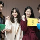 GOT7's Jinyoung, Shin Ye Eun, And More Gather For First Script Reading Of tvN's New Drama