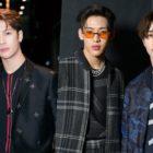GOT7's Jackson, BamBam, And Mark Turn Heads At Milan Fashion Week