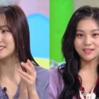 """GFRIEND's Yuju And Umji Show Sympathy And Shed Tears For Grandmother On """"Hello Counselor"""""""