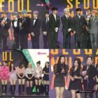Winners Of 28th Seoul Music Awards