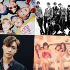 "BTS, EXO, Lay, And More Take Strong Spots On Billboard's World Albums Chart + Apink's ""Percent"" Makes Debut"
