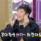 Watch: Block B's P.O Stuns Kim Gura With A Sudden Kiss