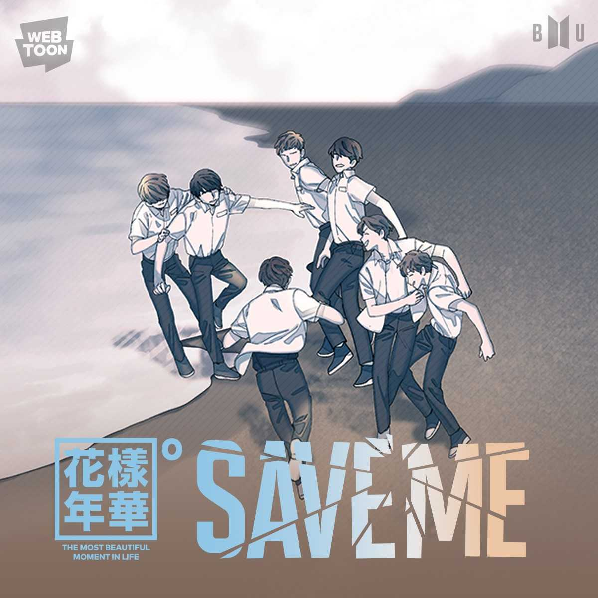 Image result for BTS save me webtoon