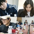 Kim Nam Gil, Honey Lee, And Kim Sung Kyun's Upcoming Drama Holds First Script Reading
