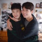 "Park Bo Gum And Block B's P.O Are Like Real Brothers On The Set Of ""Encounter"""