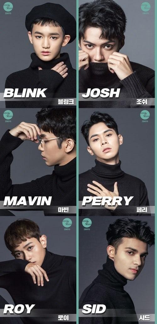 Z Boys Profile