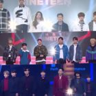 """Watch: """"Under 19"""" Contestants Team Up With Super Junior's Eunhyuk, EXID's Solji, Crush, And Dynamic Duo"""