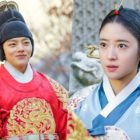 "Yeo Jin Goo And Lee Se Young Brave The Cold Together For ""The Crowned Clown"""
