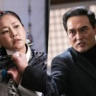 "Shin Eun Kyung And Kim Myung Soo Show Off Their Fierce Auras In ""The Last Empress"""