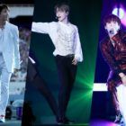"BTS's ""Love Yourself"" Tour: The Best Outfits We're Still Obsessing Over"