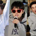 """Watch: Honey Lee, Gong Myung, Ryu Seung Ryong, And More Slay At Karaoke On """"Running Man"""""""