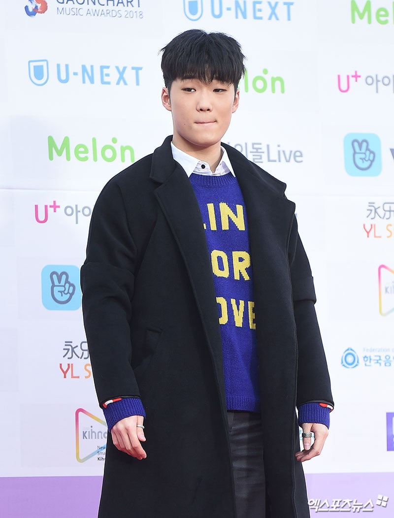 Stars Shine On The Red Carpet At The 8th Gaon Chart Music