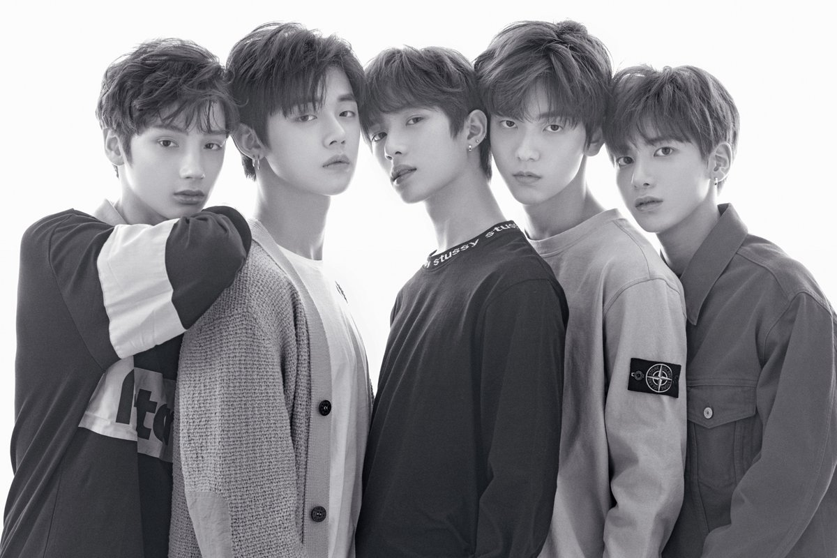 TXT akan segera debut pada awal Maret nih Teens (dok. Big Hit Entertainment)