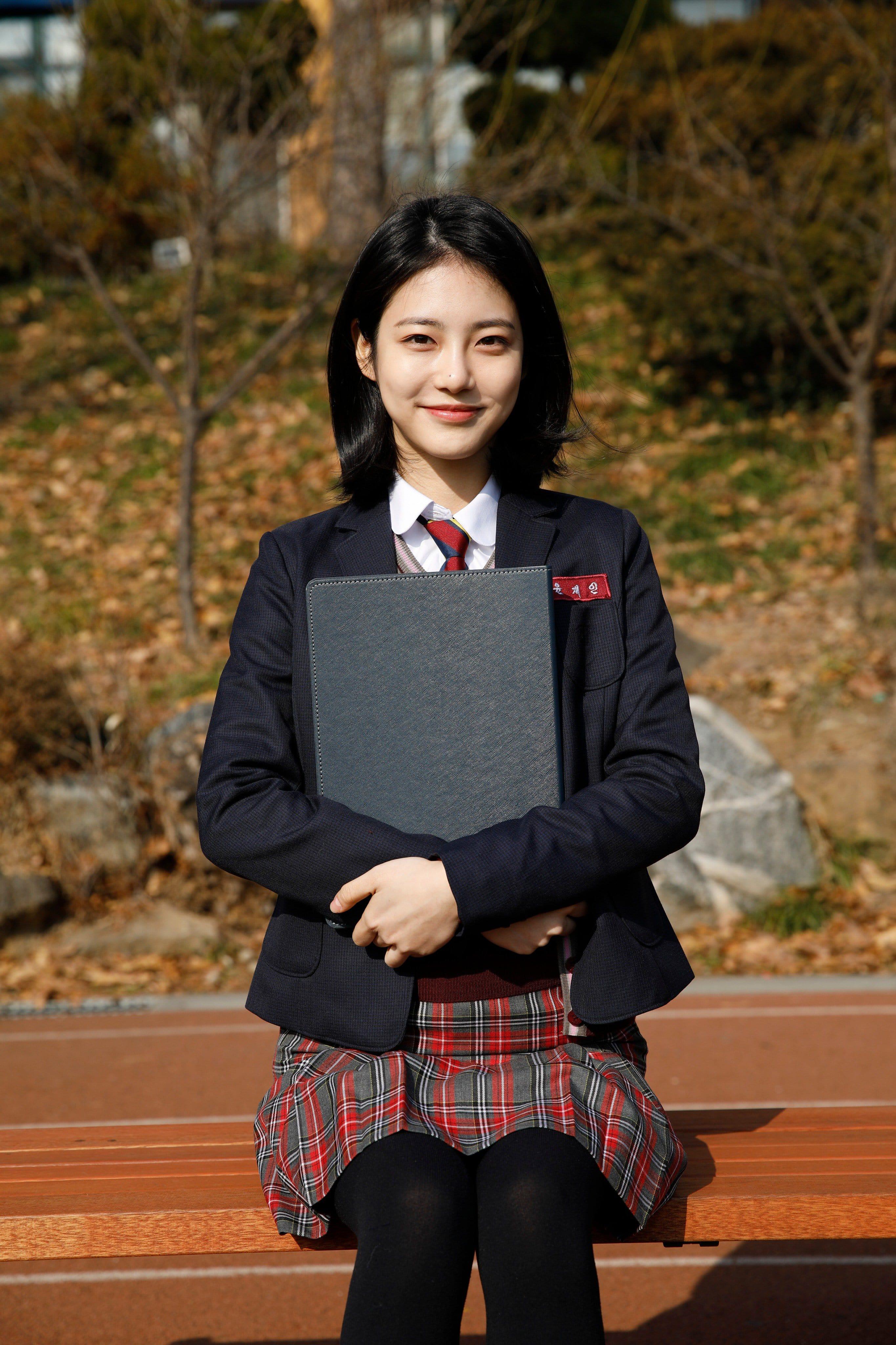 "Shin Ye Eun Leads A Double Life In Upcoming Drama ""He Is"
