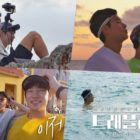 Watch: Ryu Jun Yeol And Lee Je Hoon Enjoy A Tropical Vacation In New Travel Variety Show