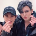 ZE:A's Kim Dong Jun Shows Support For Park Hyung Sik At His Musical