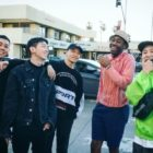 AOMG Artists Hang Out With Tyler, The Creator