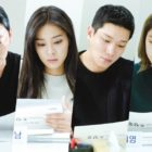 Kim Dong Wook, Park Se Young, And More Gather For Script Reading Of New MBC Drama