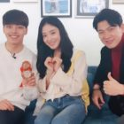 "Yeo Jin Goo, Lee Se Young, And Kim Sang Kyung Share Stories Behind Memorable Scenes In ""The Crowned Clown"""