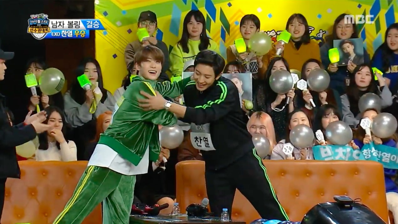 Idol boyz action two