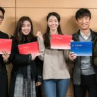 Namgoong Min, Hello Venus's Nara, And More Gather For First Script Reading Of New Medical Drama