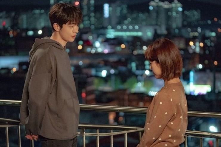 Pemeran Drama Korea Radiant, Nam Joo Hyuk dan Han Ji Min