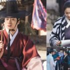 "Jung Il Woo And Go Ara Fight The Cold With Their Passion On The Set Of ""Haechi"""