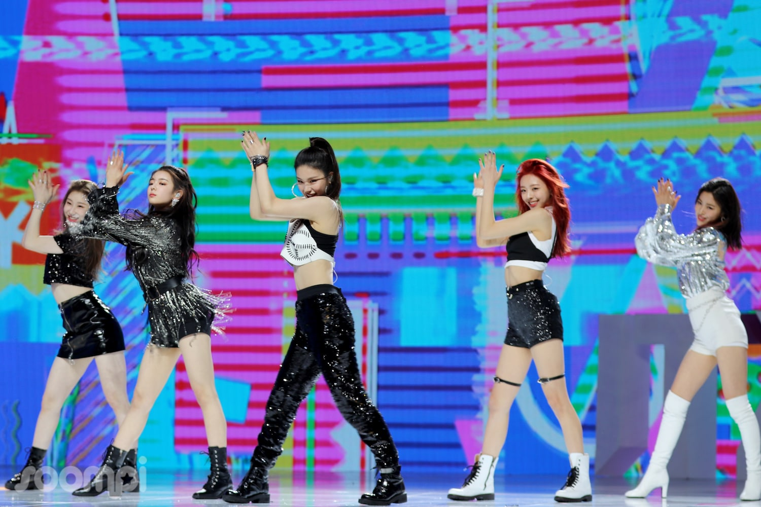 "ITZY: Exclusive: ITZY Makes Grand Debut At ""IT'z Different"