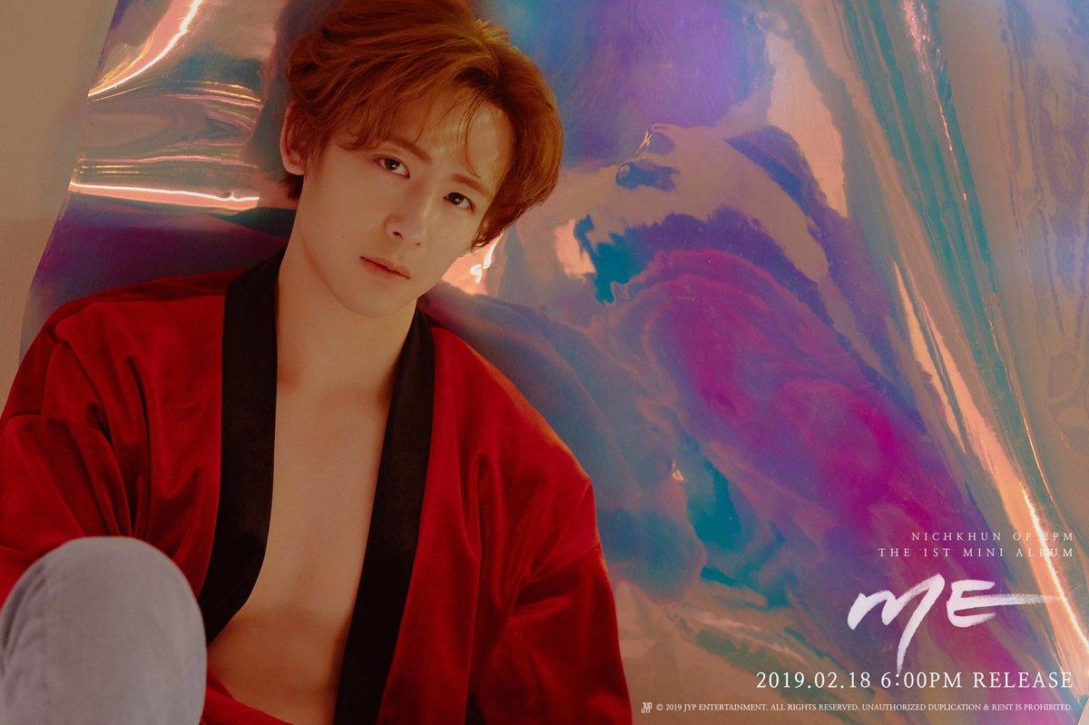 """Nichkhun (2PM) >> Mini Album """"ME"""" - Página 11 Nichkhun-21"""