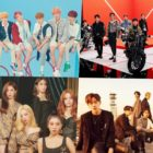 BTS, EXO, CLC, And More Rank High On Billboard's World Albums Chart + GOT7's Japanese Mini Album Makes Debut