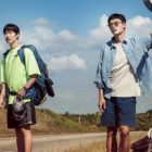 Lee Je Hoon And Ryu Jun Yeol Experience The Ups And Downs Of Backpacking In Posters For New Variety Show