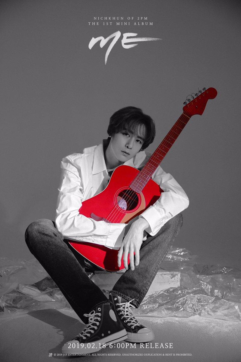 """Nichkhun (2PM) >> Mini Album """"ME"""" - Página 11 Nichkhun-4"""