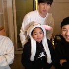 Watch: Haru Makes An Adorable Cameo In Epik High's Live Broadcast