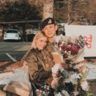 Beenzino Discharged From Military And Tearfully Welcomed By Girlfriend Stefanie Michova