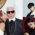 Korean Celebrities Pay Tribute To Karl Lagerfeld