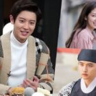 EXO's Chanyeol Can't Believe How Good Park Shin Hye's And D.O.'s Acting Skills Are