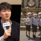Song Il Gook Talks About Spending A Year In France With His Family