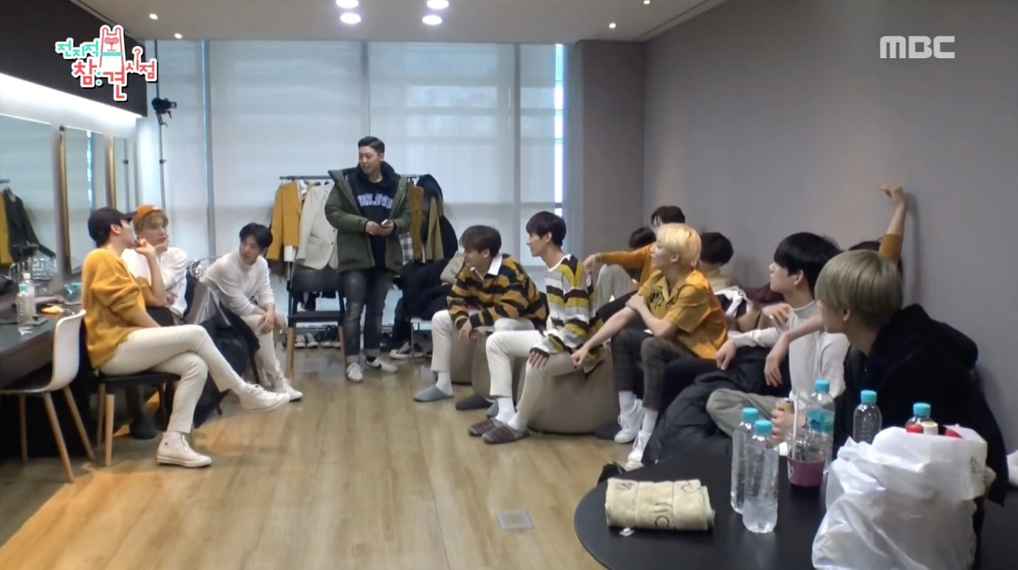 SEVENTEEN's Manager Reveals How Much The Group Spends On Food Each