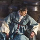 """Jung Il Woo Isn't Looking His Best As He Falls To The Ground In New Stills For """"Haechi"""""""