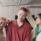 Soyou And Nicole Say Goodbye To 2AM's Jeong Jinwoon Ahead Of Military Enlistment; Share Photos Of His New Buzz Cut