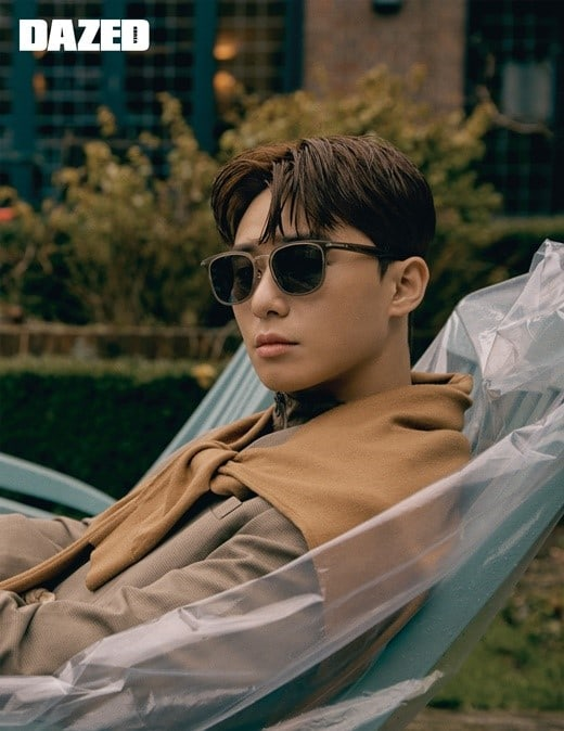 Park Seo Joon Talks About Visiting London And Builds Hype For His New Film