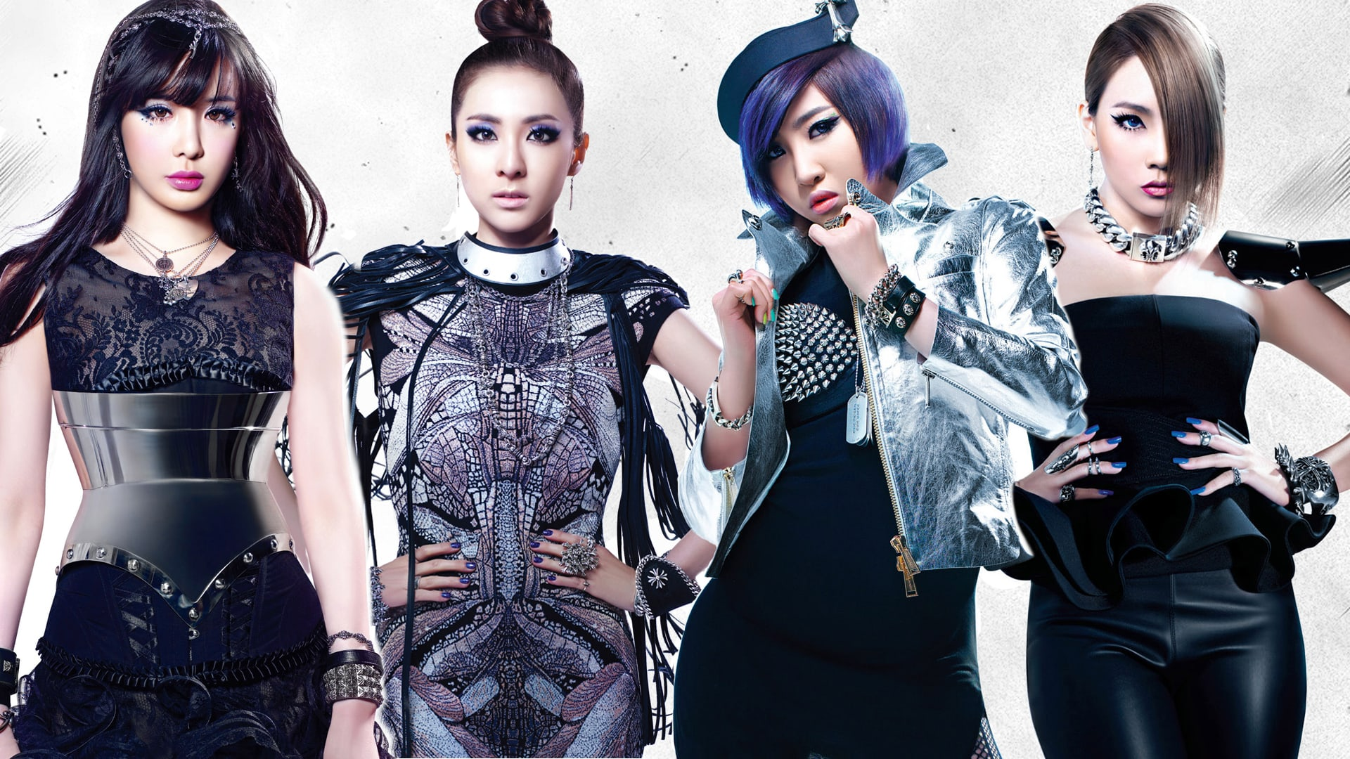2Ne1 I Am The Best Single a year of memorable debuts: 9 k-pop groups that started out