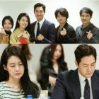 Lee Yo Won, Yoo Ji Tae, Nam Gyu Ri, And More Gather For First Script Reading Of Upcoming Historical Spy Drama