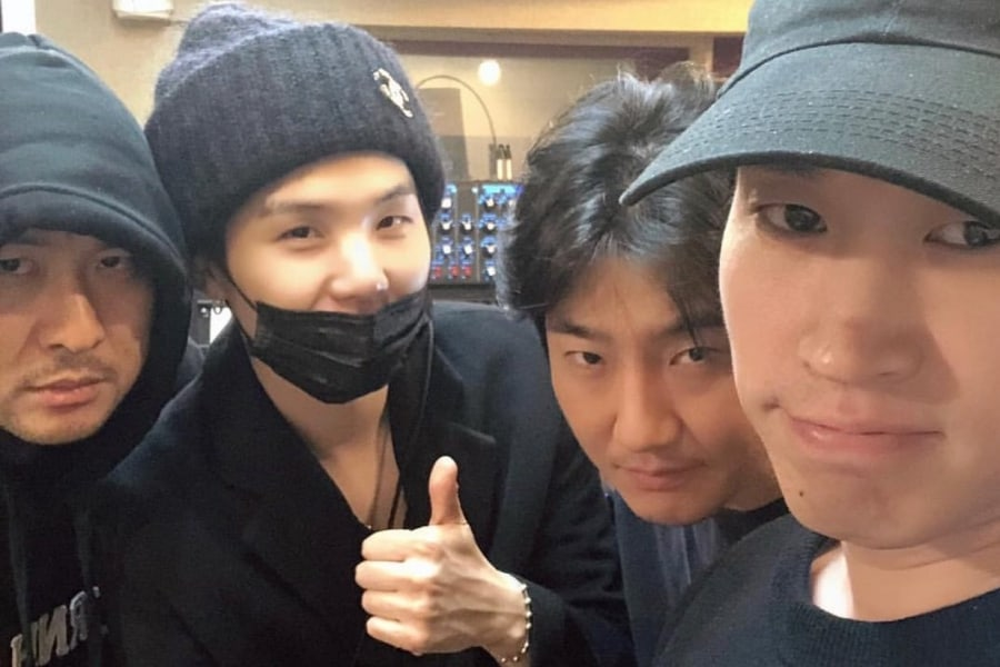 Epik High S Tablo Talks About Misconceptions Of Korean Music Industry As A Factory Working With Bts Suga Soompi