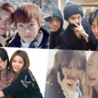 Idols Who Succeeded At Becoming Friends With Their Idols